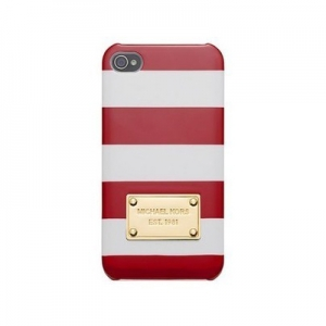 Hard Case Michael Kors Design Red for iPhone 5/5S