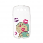 Silicon Case Cat for Samsung S3