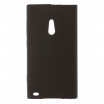 Silicon Case for Nokia Lumia 800 Black