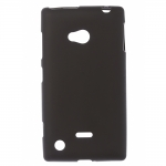 Silicon Case for Nokia Lumia 720 Black