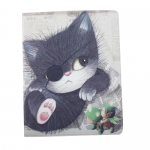 Toread Hard Case One-eyed Cat for...